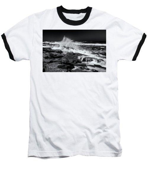Evening Tide Baseball T-Shirt