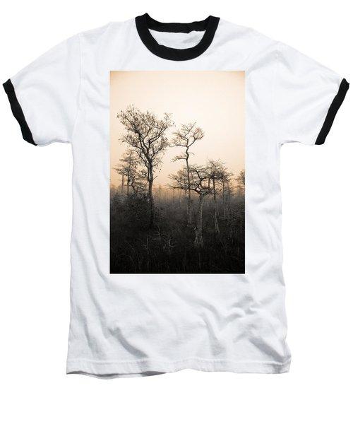 Everglades Cypress Stand Baseball T-Shirt