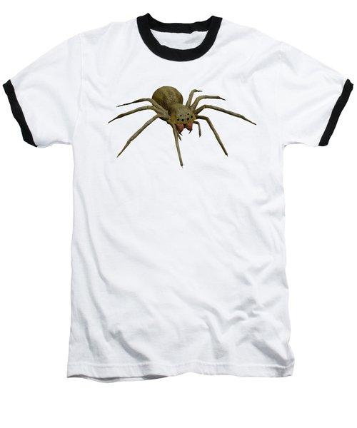 Evil Spider Baseball T-Shirt