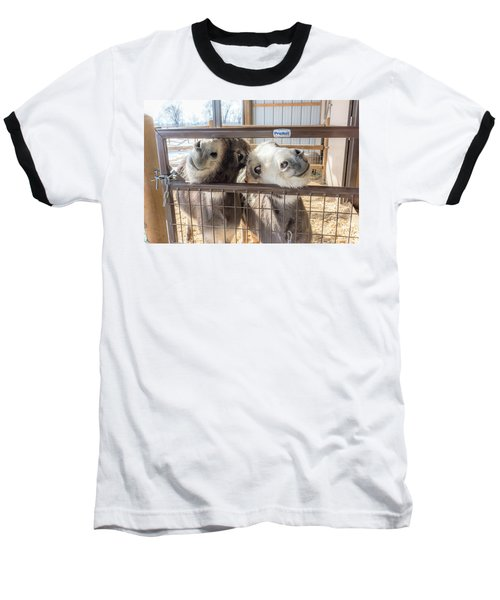 Excited To See Me Baseball T-Shirt