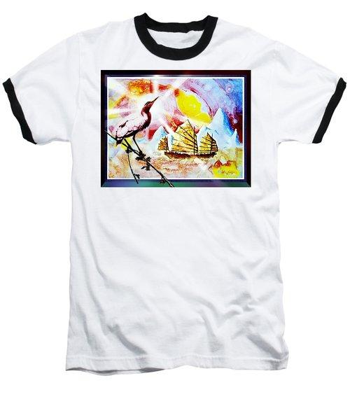 Explorers Baseball T-Shirt