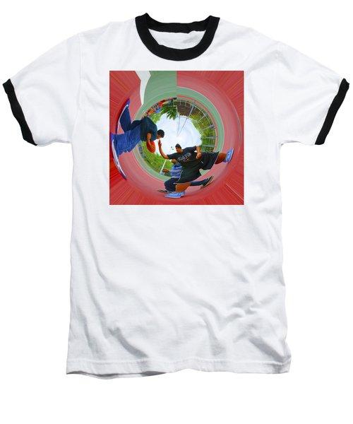 Extreme Pick Up Basketball Baseball T-Shirt
