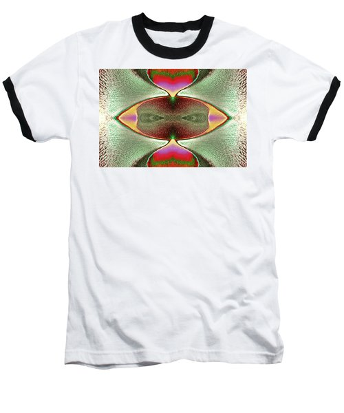 Baseball T-Shirt featuring the photograph Eye C U  by Tony Beck
