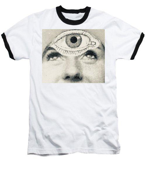 Eye Head Baseball T-Shirt