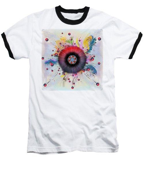 Eye Know Light Baseball T-Shirt