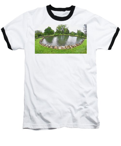 Eye Lake Baseball T-Shirt