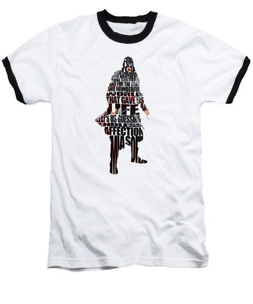 Ezio Auditore Da Firenze Baseball T-Shirt