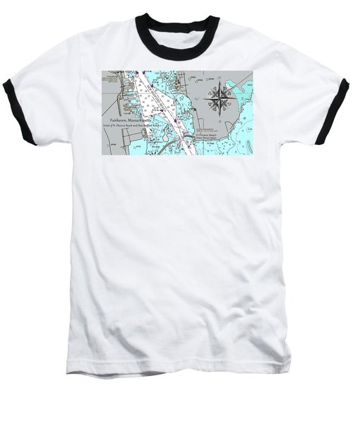 Fairhaven Detail Baseball T-Shirt