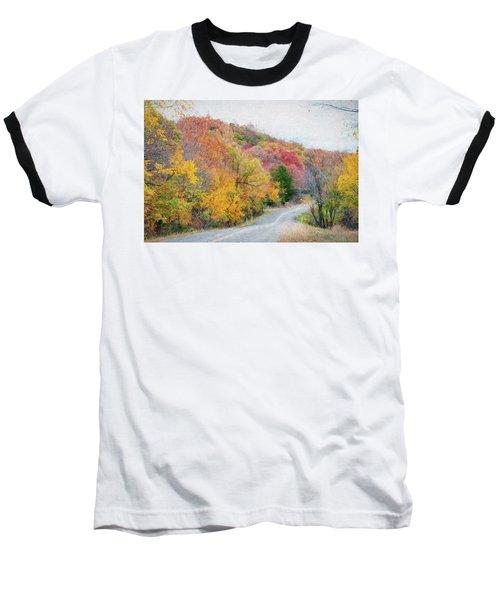 Fall In Southern Oklahoma Baseball T-Shirt