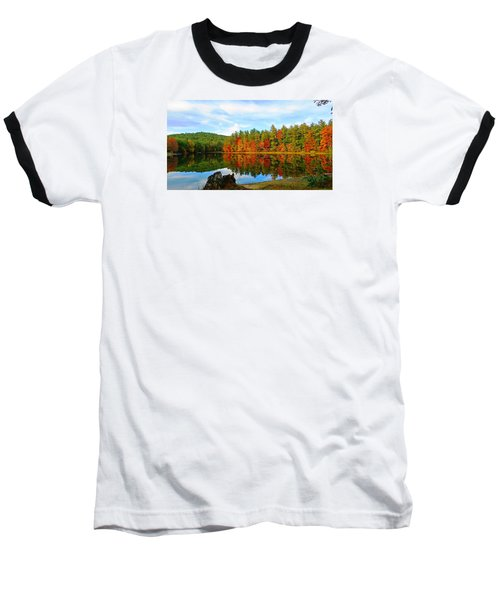 Fall Is Coming Baseball T-Shirt