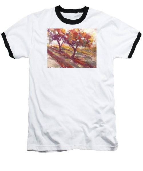 Fall Light Baseball T-Shirt