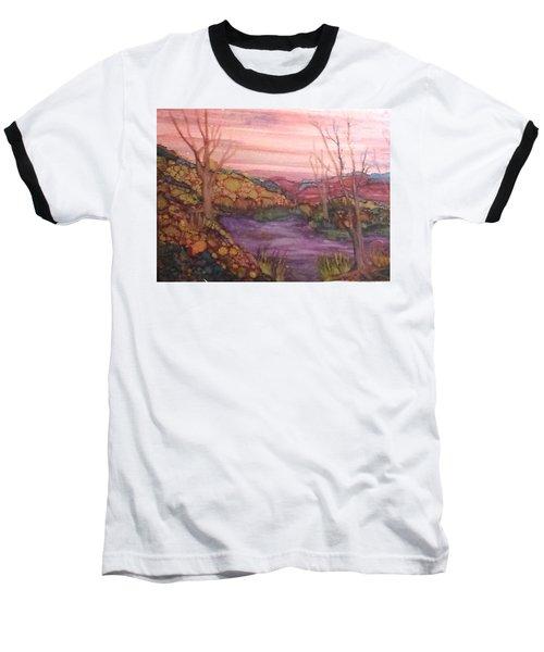 Fall Sky Baseball T-Shirt