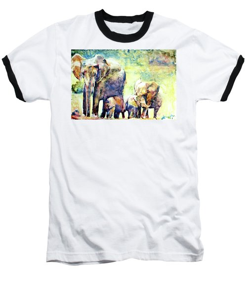 Familial Bonds Baseball T-Shirt