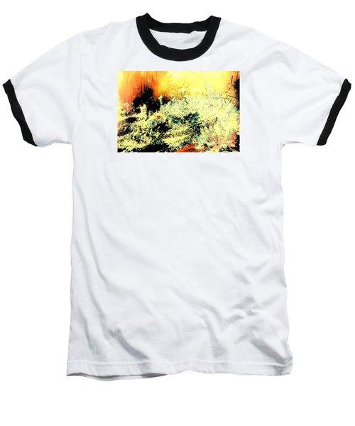Fantasy Abstract Created Artwork    Baseball T-Shirt