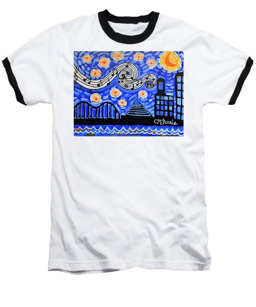 Memphis Nights Baseball T-Shirt
