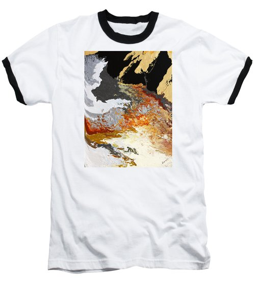 Fathom Baseball T-Shirt by Ralph White