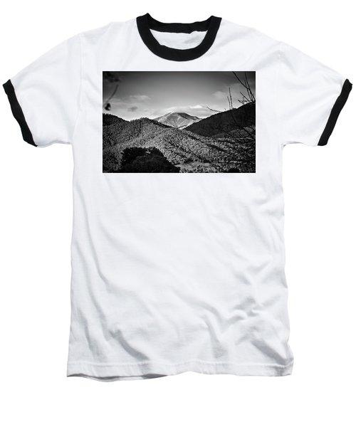 Feathertop Baseball T-Shirt by Mark Lucey