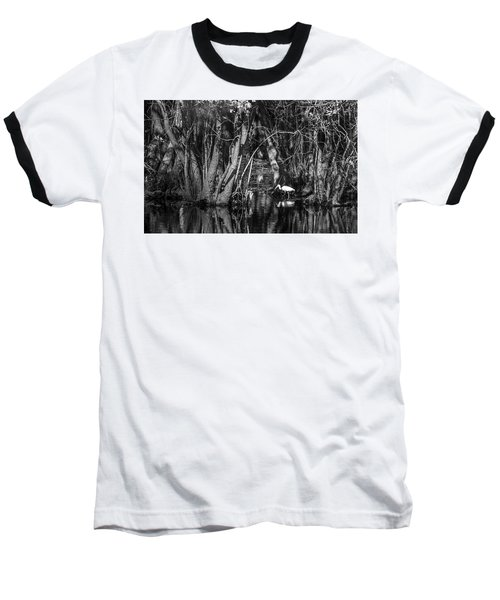 Feeding Time Baseball T-Shirt