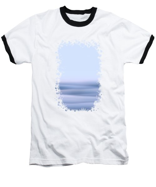 Feel Free Baseball T-Shirt by AugenWerk Susann Serfezi