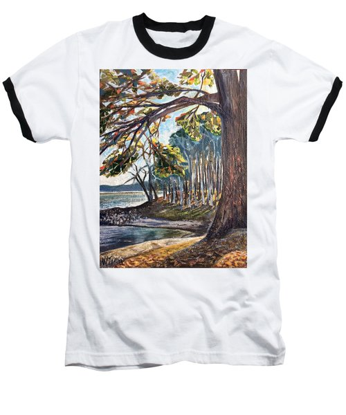 Feel The Breeze Baseball T-Shirt