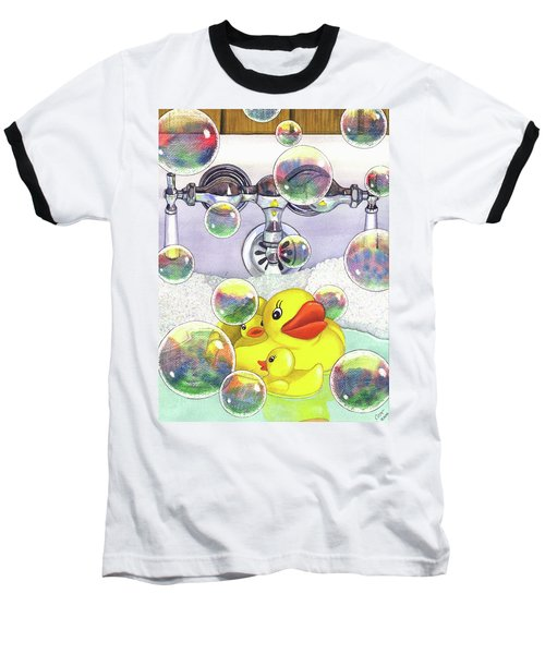 Feelin Ducky Baseball T-Shirt