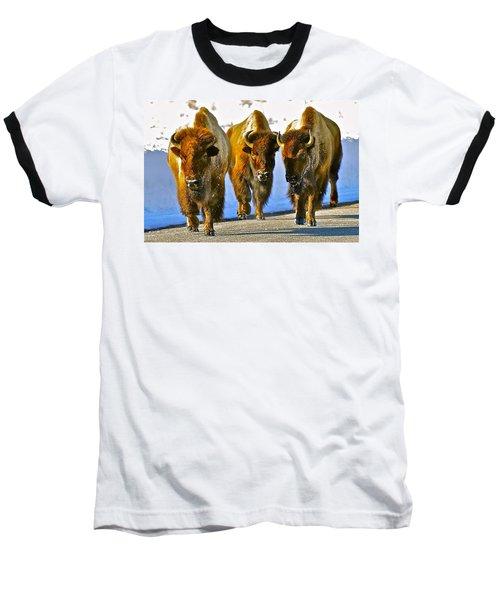 Feet Don't Fail Me Now #2 Baseball T-Shirt