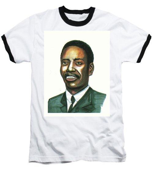 Felix Roland Moumie Baseball T-Shirt