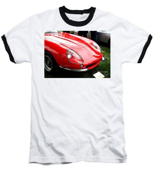 Ferrari 1 Baseball T-Shirt