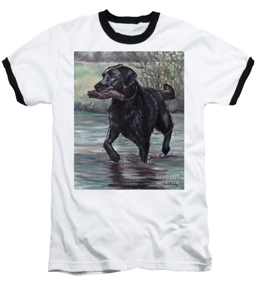 Fetch Baseball T-Shirt