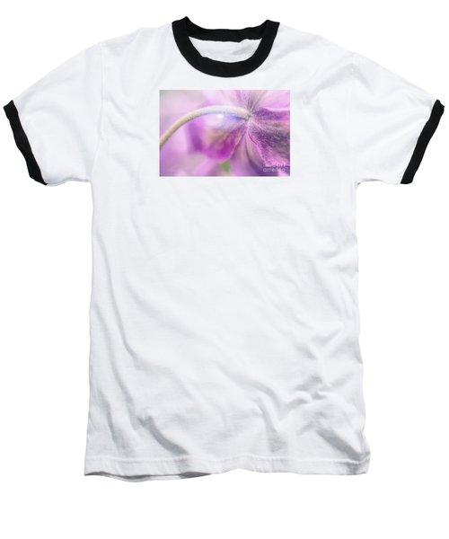 Fifth Gospel Baseball T-Shirt by Jean OKeeffe Macro Abundance Art