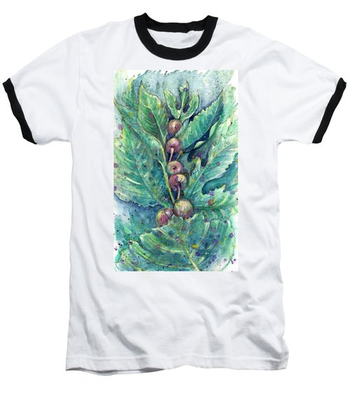 Figful Tree Baseball T-Shirt