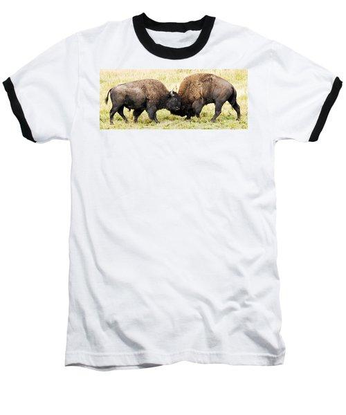Fight  Baseball T-Shirt