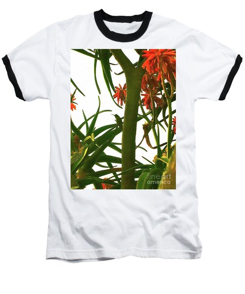 Finding Fortune Baseball T-Shirt by Gem S Visionary