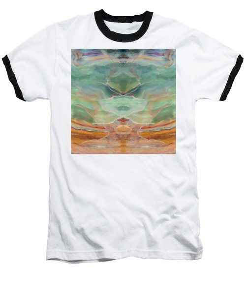 Finding Peace Baseball T-Shirt
