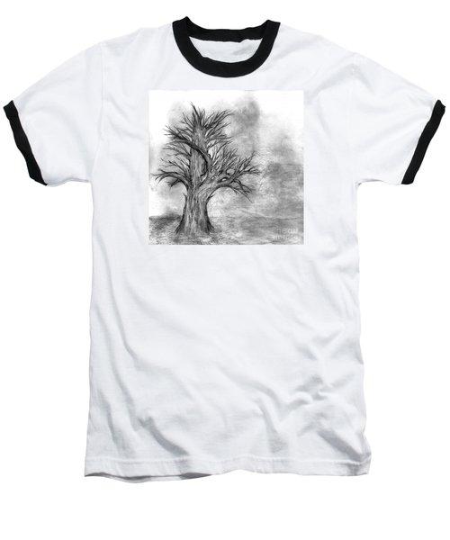 Finis Baseball T-Shirt by John Krakora