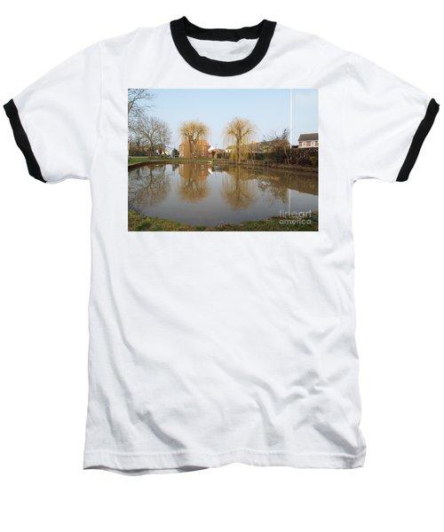 Finningley Pond Baseball T-Shirt