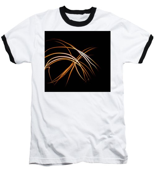 Fire Forks Baseball T-Shirt
