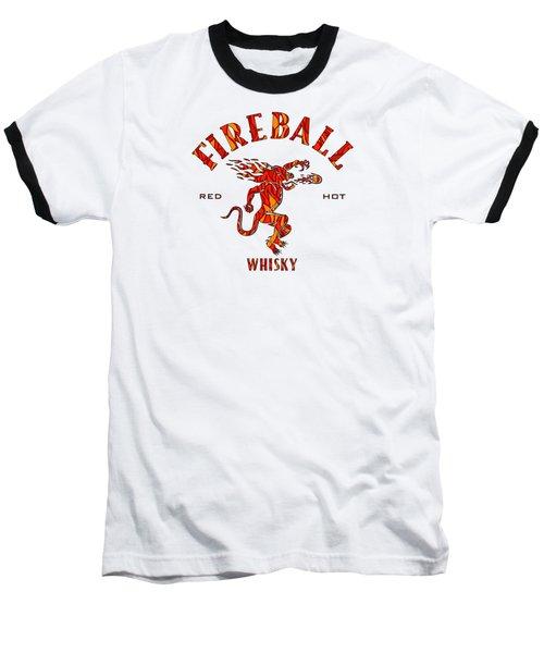 Fireball 1 Baseball T-Shirt