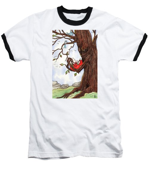 Firmly Rooted Baseball T-Shirt