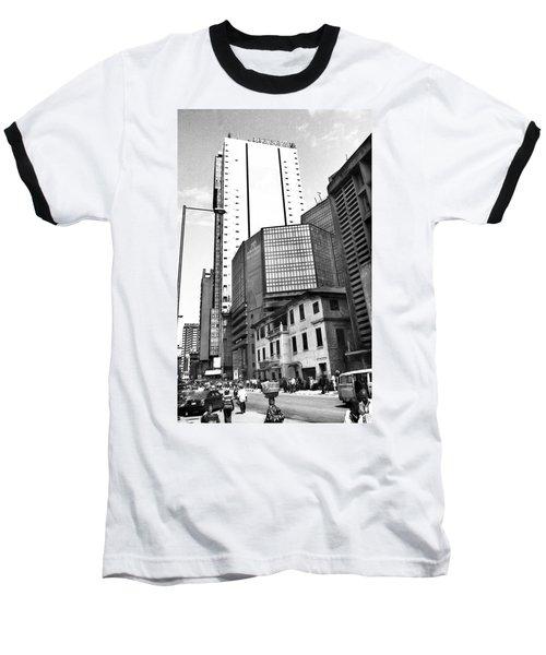 First Bank Marina Baseball T-Shirt