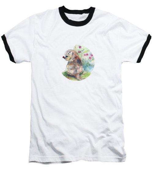 First Contact Baseball T-Shirt