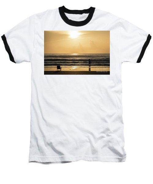 Fisherman Baseball T-Shirt