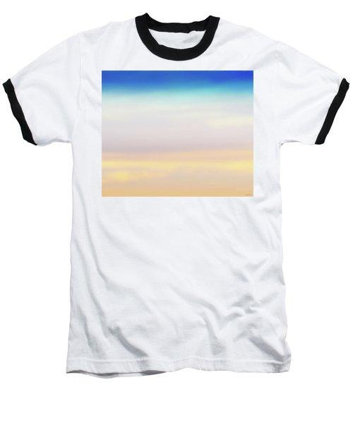 Fishers Sky Baseball T-Shirt by Glenn Gemmell