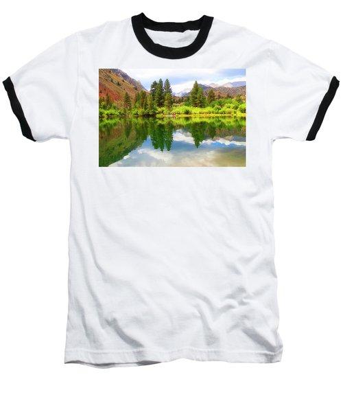 Fishing Intake 2 Baseball T-Shirt