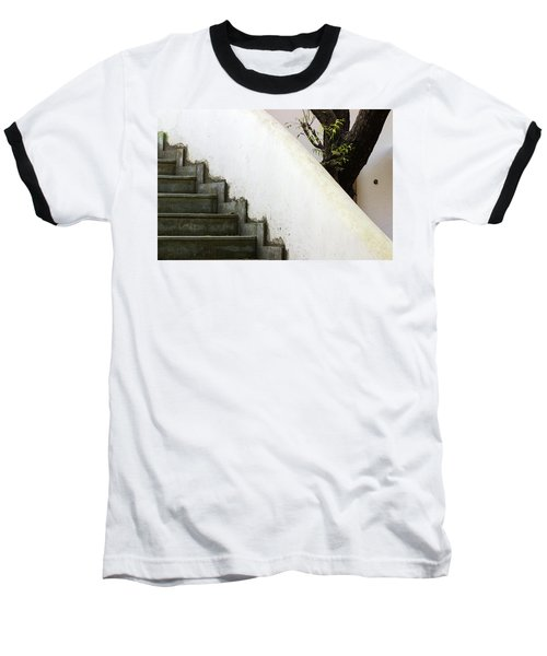 Baseball T-Shirt featuring the photograph Five Steps To Glory by Prakash Ghai