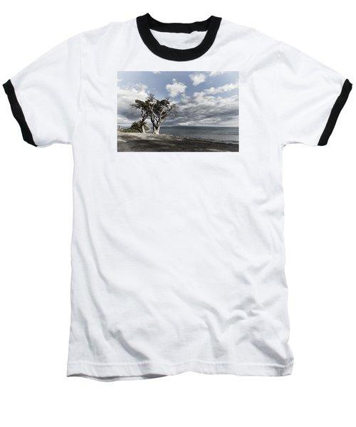 Fla-150717-nd800e-25953-color Baseball T-Shirt by Fernando Lopez Arbarello