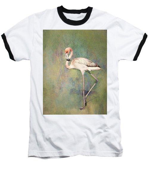 Flamingo Dancing Baseball T-Shirt