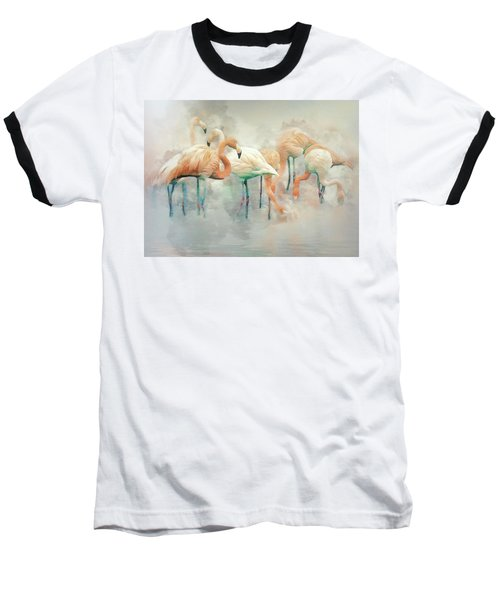 Flamingo Fantasy Baseball T-Shirt