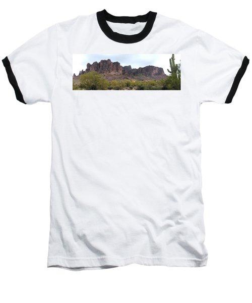 Flatiron Of The Superstition Mountains Baseball T-Shirt