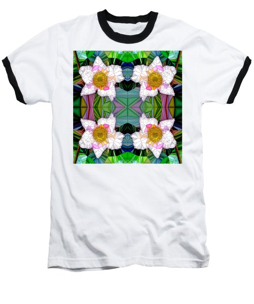 Fleur Baseball T-Shirt